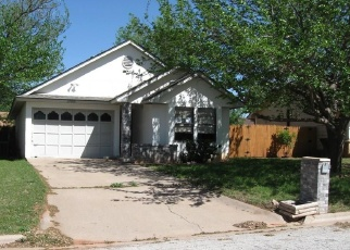 Foreclosed Home in Abilene 79605 PARTRIDGE PL - Property ID: 4400930173