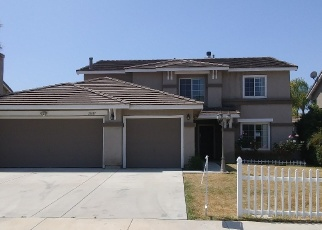 Foreclosed Home in Wildomar 92595 TEIL GLEN RD - Property ID: 4401028286
