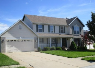 Foreclosed Home in Wentzville 63385 AUTUMN TRACE PKWY - Property ID: 4401207868