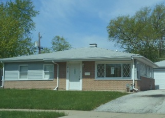Foreclosed Home in Calumet City 60409 FOREST PL - Property ID: 4401407126