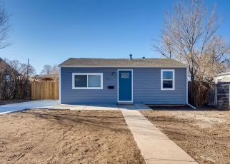 Foreclosed Home in Denver 80219 S VRAIN ST - Property ID: 4401474142