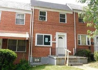 Foreclosed Home in Baltimore 21229 ROKEBY RD - Property ID: 4401707593