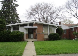 Foreclosed Home in Detroit 48219 HOUGHTON ST - Property ID: 4401827142