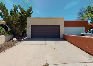 Foreclosed Home in Albuquerque 87112 ALICE AVE NE - Property ID: 4401929191