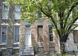 Foreclosed Home in Baltimore 21230 SIDNEY AVE - Property ID: 4402327315
