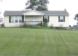 Foreclosed Home in Berkeley Springs 25411 WALTHER CT - Property ID: 4402413152