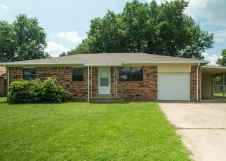 Foreclosed Home in Okemah 74859 S 9TH ST - Property ID: 4403145456