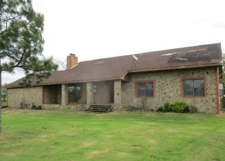Foreclosed Home in Mcalester 74501 BLANCO RD - Property ID: 4403162986
