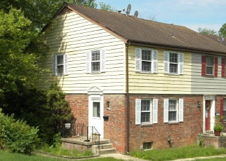 Foreclosed Home in Laurel 20708 IMPERIAL DR - Property ID: 4403253190