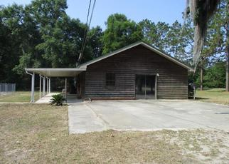 Foreclosed Home in Jesup 31545 SHRINE CLUB RD - Property ID: 4403511606