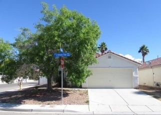 Foreclosed Home in North Las Vegas 89031 CRIMSON TIDE AVE - Property ID: 4403799798