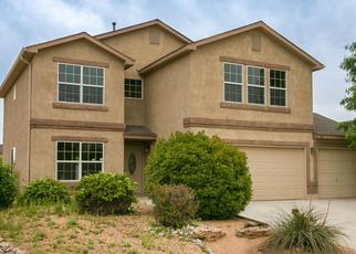 Foreclosed Home in Los Lunas 87031 BLUE SAGE AVE SW - Property ID: 4404034996