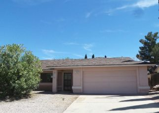 Foreclosed Home in Sierra Vista 85650 CANYON VIEW DR - Property ID: 4404283756