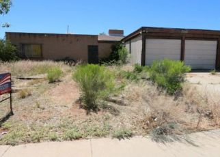 Foreclosed Home in Sierra Vista 85635 CALLE JINETTE - Property ID: 4404285502