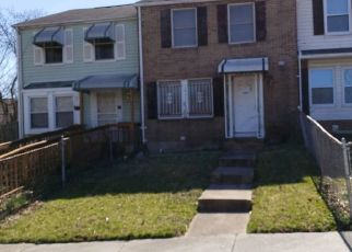 Foreclosed Home in Baltimore 21230 S PACA ST - Property ID: 4404308272