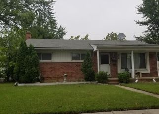 Foreclosed Home in Warren 48091 JARVIS AVE - Property ID: 4404807118