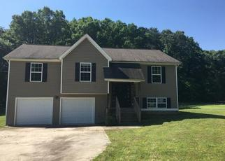 Foreclosed Home in Chickamauga 30707 GARRETTS CHAPEL RD - Property ID: 4404955160