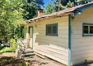 Foreclosed Home in Guerneville 95446 WRIGHT DR - Property ID: 4404982762