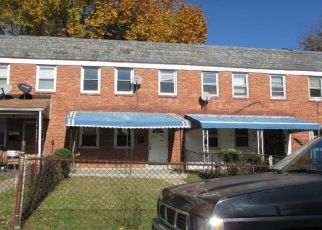 Foreclosed Home in Baltimore 21215 EDGEMERE AVE - Property ID: 4405118531