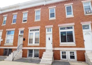 Foreclosed Home in Baltimore 21218 CECIL AVE - Property ID: 4405186864