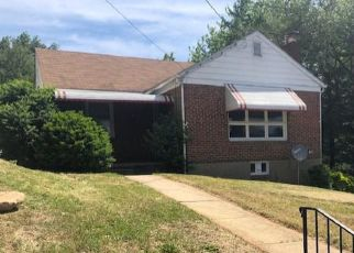 Foreclosed Home in Baltimore 21206 W ELM AVE - Property ID: 4405228914