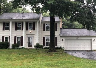 Foreclosed Home in Gaithersburg 20878 SPORTSMAN WAY - Property ID: 4405299861