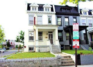 Foreclosed Home in Washington 20002 UHLAND TER NE - Property ID: 4405317364