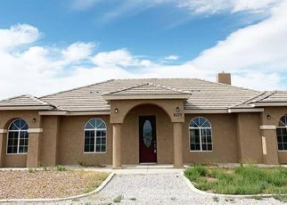 Foreclosed Home in Pahrump 89048 DEADWOOD ST - Property ID: 4405456647