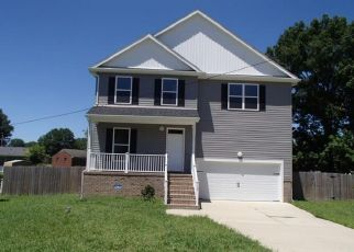 Foreclosed Home in Hampton 23666 SHERALYN PL - Property ID: 4405588469