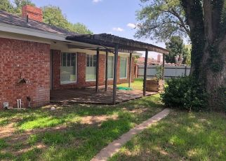 Foreclosed Home in Snyder 79549 JACKSBORO AVE - Property ID: 4405613439