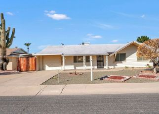 Foreclosed Home in Sun City 85351 W CROSBY DR - Property ID: 4406018120