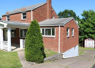 Foreclosed Home in Pittsburgh 15235 PENNWOOD DR - Property ID: 4406242817