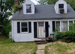 Foreclosed Home in Baltimore 21206 RADECKE AVE - Property ID: 4406285736