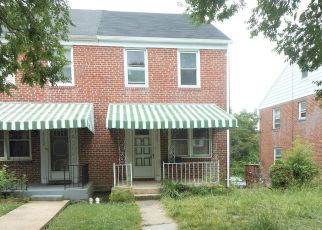 Foreclosed Home in Baltimore 21214 MORAVIA RD - Property ID: 4406286159