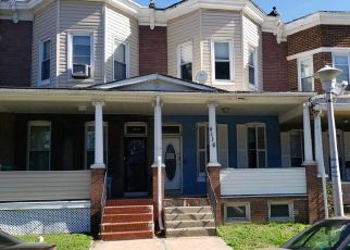 Foreclosed Home in Baltimore 21229 WALRAD ST - Property ID: 4406357110