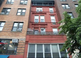 Foreclosed Home in New York 10023 W 72ND ST - Property ID: 4406407936