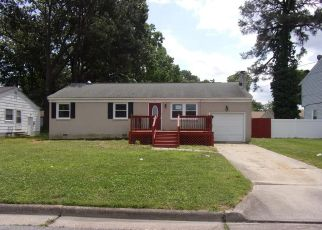 Foreclosed Home in Hampton 23661 MYRA DR - Property ID: 4406615972