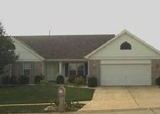 Foreclosed Home in Saint Peters 63376 CLIFTON HILL DR - Property ID: 4406702688