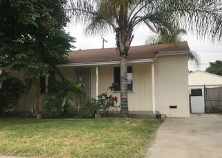 Foreclosed Home in Whittier 90606 SARAGOSA ST - Property ID: 4406871748