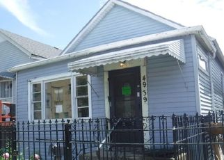 Foreclosed Home in Chicago 60639 W BLOOMINGDALE AVE - Property ID: 4406921669