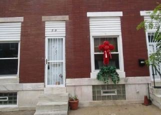 Foreclosed Home in Baltimore 21205 N KENWOOD AVE - Property ID: 4406987358