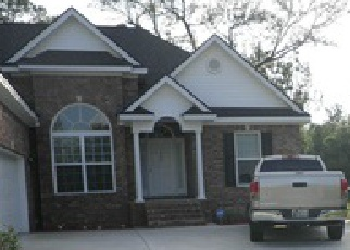 Foreclosed Home in Hinesville 31313 PEACOCK TRL - Property ID: 4407038612