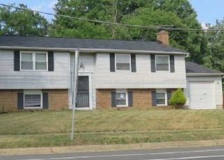 Foreclosed Home in Clinton 20735 WINDBROOK DR - Property ID: 4407269415