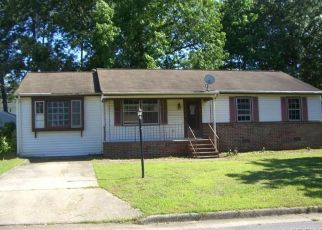 Foreclosed Home in Hopewell 23860 SUSSEX DR - Property ID: 4407285627