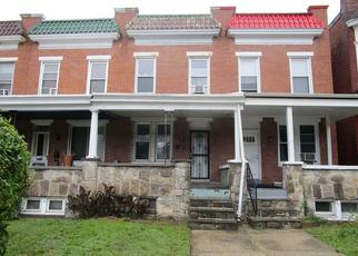 Foreclosed Home in Baltimore 21229 N HILTON ST - Property ID: 4407373660