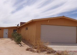 Foreclosed Home in Twentynine Palms 92277 DESERT FLOWER AVE - Property ID: 4407397304