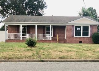 Foreclosed Home in Chesapeake 23324 WAKE AVE - Property ID: 4407440675