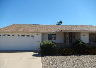 Foreclosed Home in Sun City 85351 W SARATOGA CIR - Property ID: 4407696442