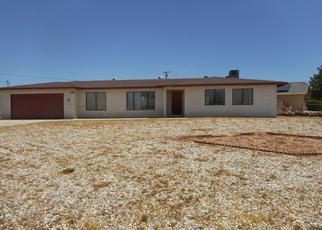 Foreclosed Home in Apple Valley 92307 RIMROCK RD - Property ID: 4408071796
