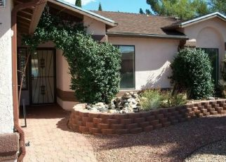 Foreclosed Home in Sierra Vista 85635 COLINA WAY - Property ID: 4408575452